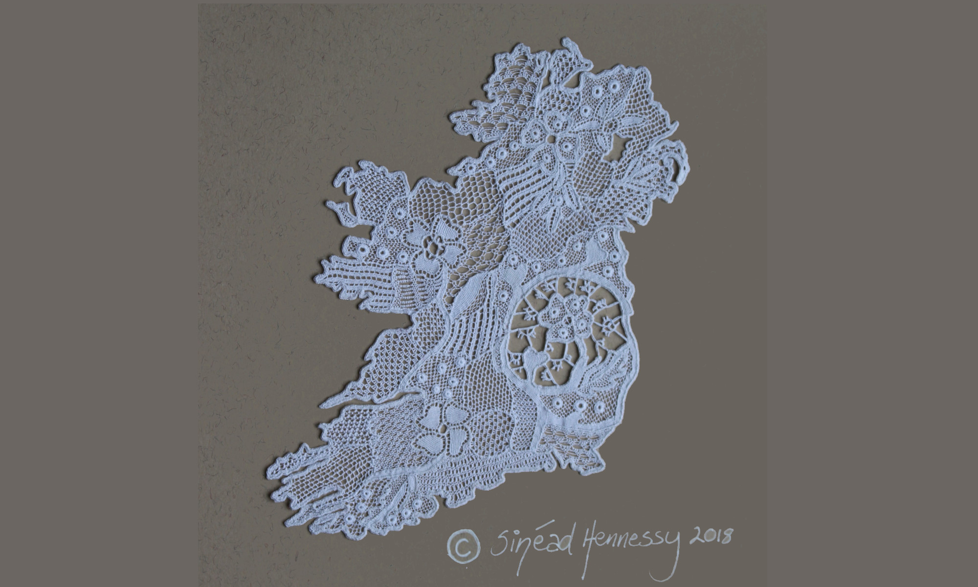 Laces of Ireland
